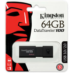 USB KINGSTONE DTSE9 64GB 3.0