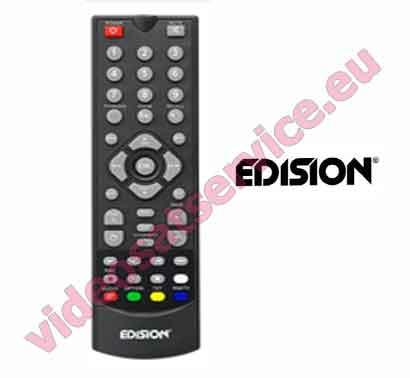 edision telecomando  Telecomando Ricambio Originale per Edision Progressiv Nano C+ Plus e Led