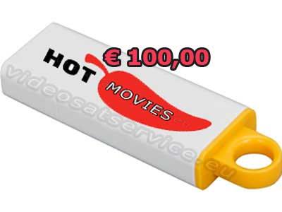 Chiavetta usb film adulti da 100 euro
