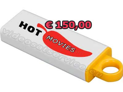 Chiavetta usb film adulti da 150 euro