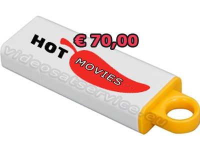 Chiavetta usb film adulti da 70 euro