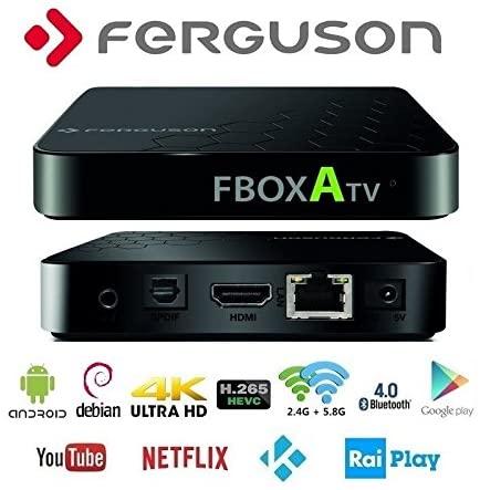 FERGUSON FBOX ATV 4K