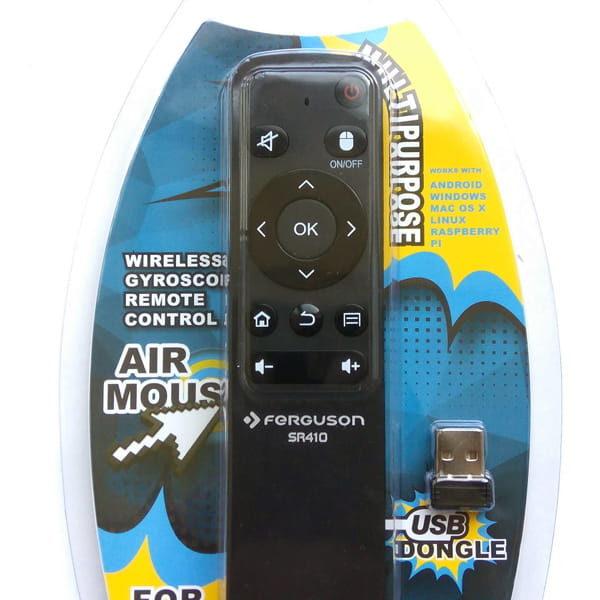 telecomando Giroscopico Ferguson SR410 AirMouse